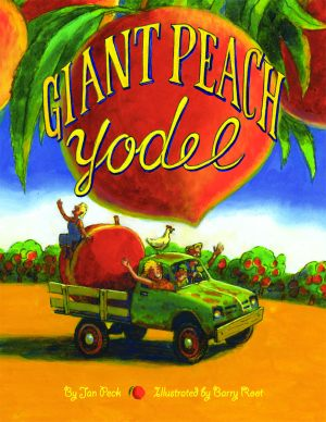 Giant Peach Yodel cover